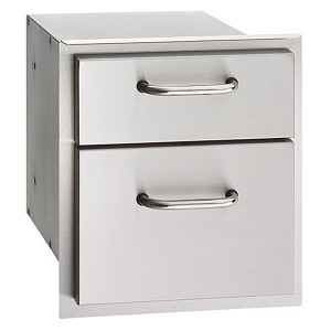 "AOG 14"" Double Drawer"