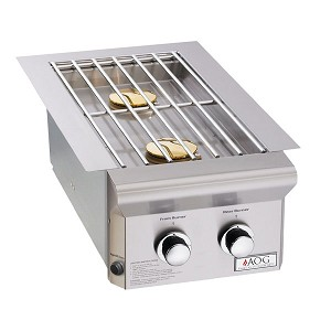 AOG L-Series Built-In Double Side Burner