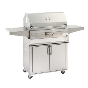Fire Magic 24-Inch Freestanding Charcoal Grill - 22-SC01C-61