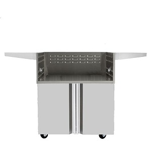 Twin Eagles 36 Inch 2 Door Grill Cart Base