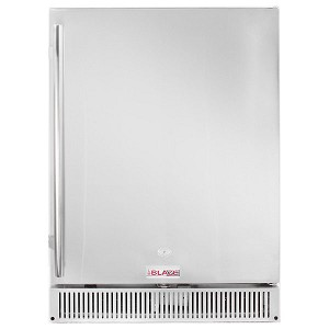 "Blaze 24"" Outdoor Rated 5.2 Cu. Ft. Stainless Refrigerator"