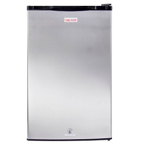 Blaze 4.5 CU. FT. Stainless Front Refrigerator