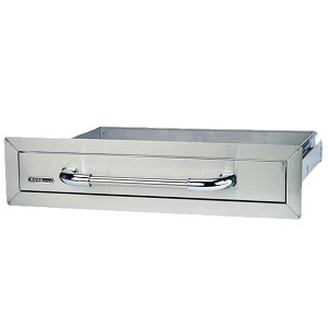 Bull Stainless Steel Single Drawer