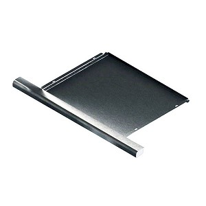 Cal Flame 4-Burner & Charcoal Grill Drip Tray W/Handle & Roller '07