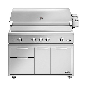 DCS Evolution 48-Inch Grill On Cart (9-Series Model BE1)
