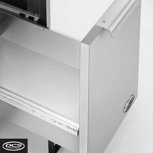 DCS Tank Drawer Bottom Cover CAD Cart & Access Drawers
