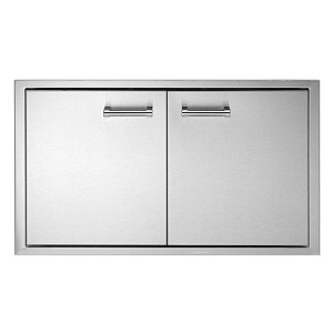 Delta Heat 32-Inch Wide Double Access Doors