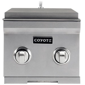 Coyote Double Side Burner