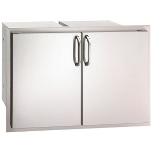 "Fire Magic Select 30"" Double Doors w/Dual Drawers"
