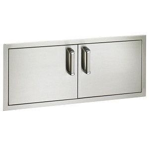 "Fire Magic 39"" Premium Flush Mount Double Access Doors (Reduced Height)"