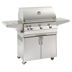 Fire Magic Aurora A540s Grill Cart