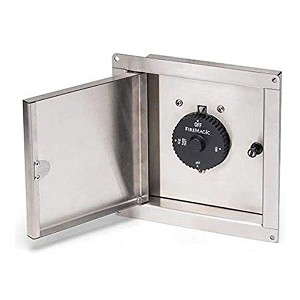 Fire Magic 3-Hour Stainless Steel Gas Timer Box