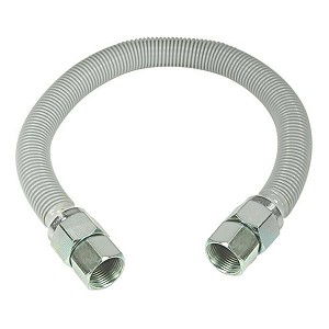 Fire Magic 18-Inch High Capacity Stainless Flex Connector - CK-5-18SP