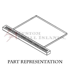 Lion Drip Pan Assembly